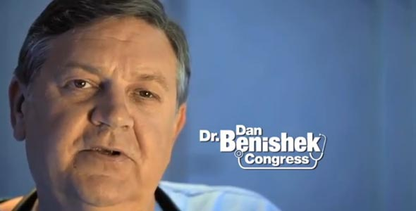 Dr. Dan Benishek for Congress