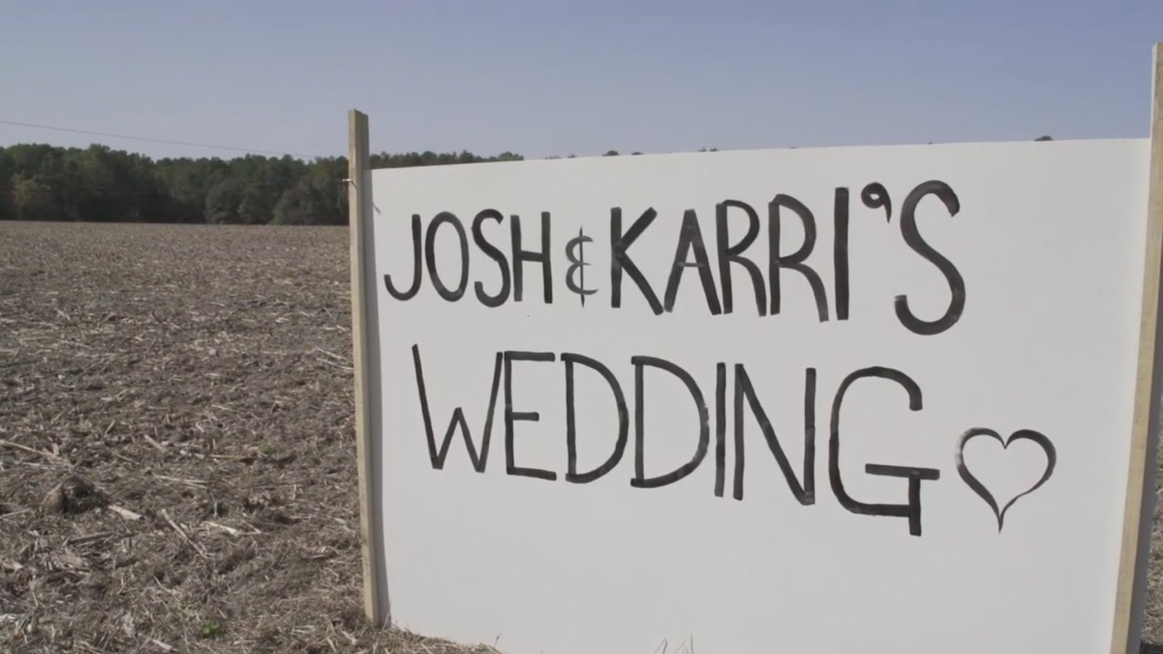 Josh & Karri's Wedding Day