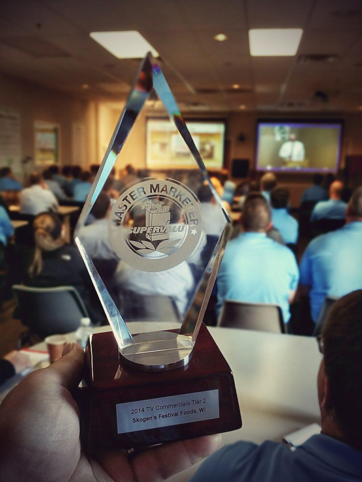 Creative Edge Wins National Award for Festival Foods TV Ad ...