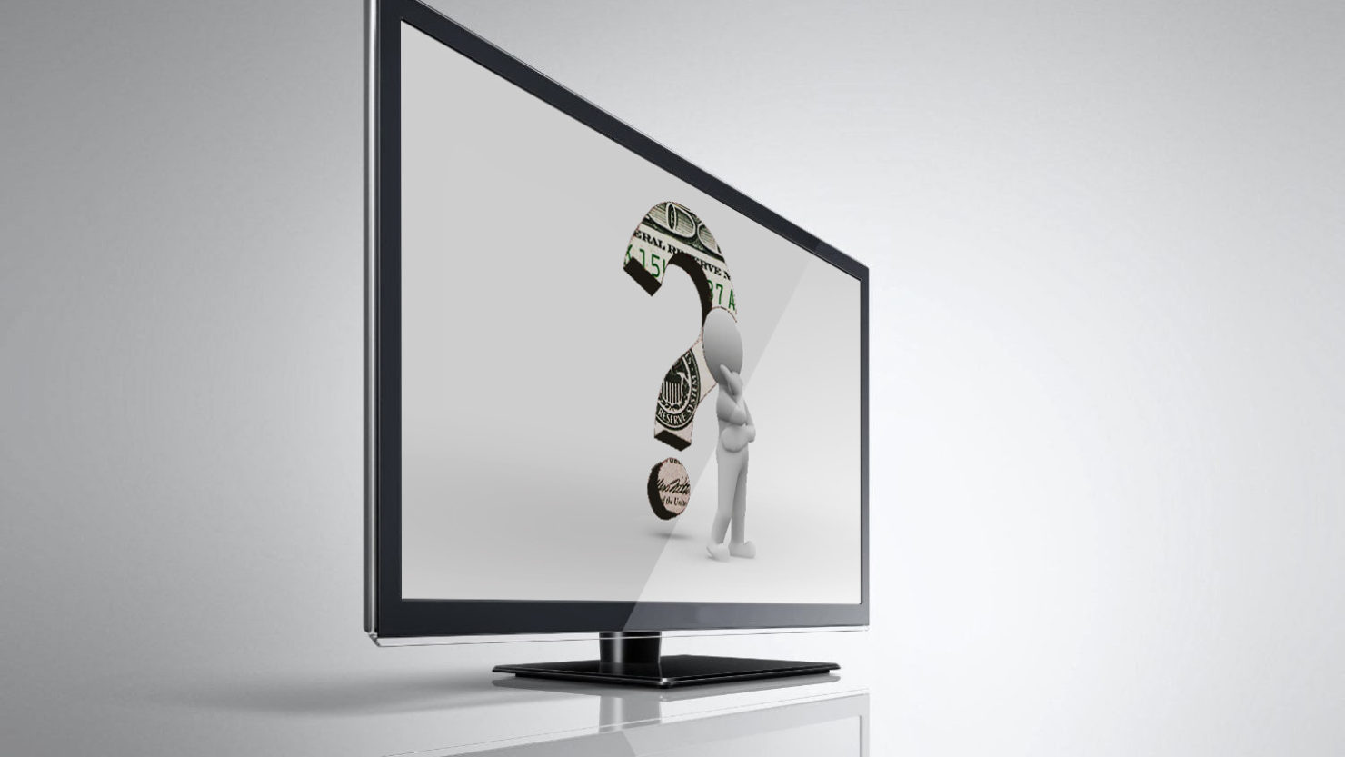 What is the cost of a TV ad?