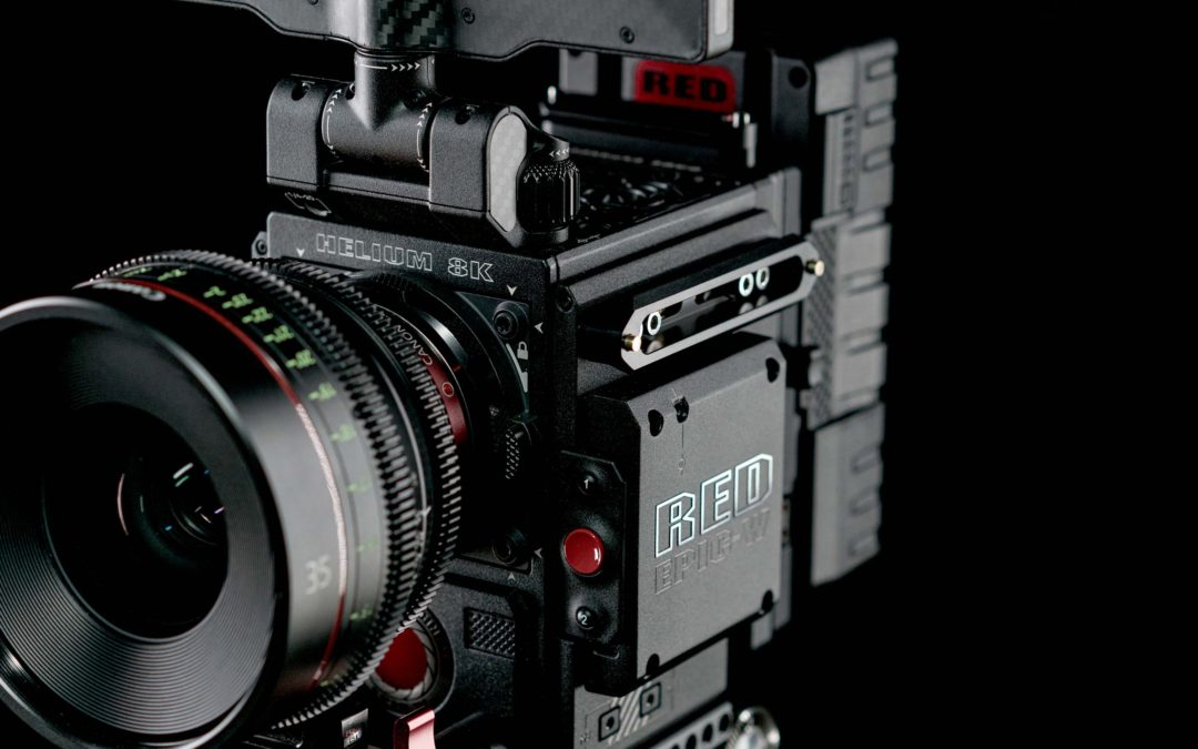 Creative Edge Productions is now shooting in 8K with our new RED Epic-W Helium