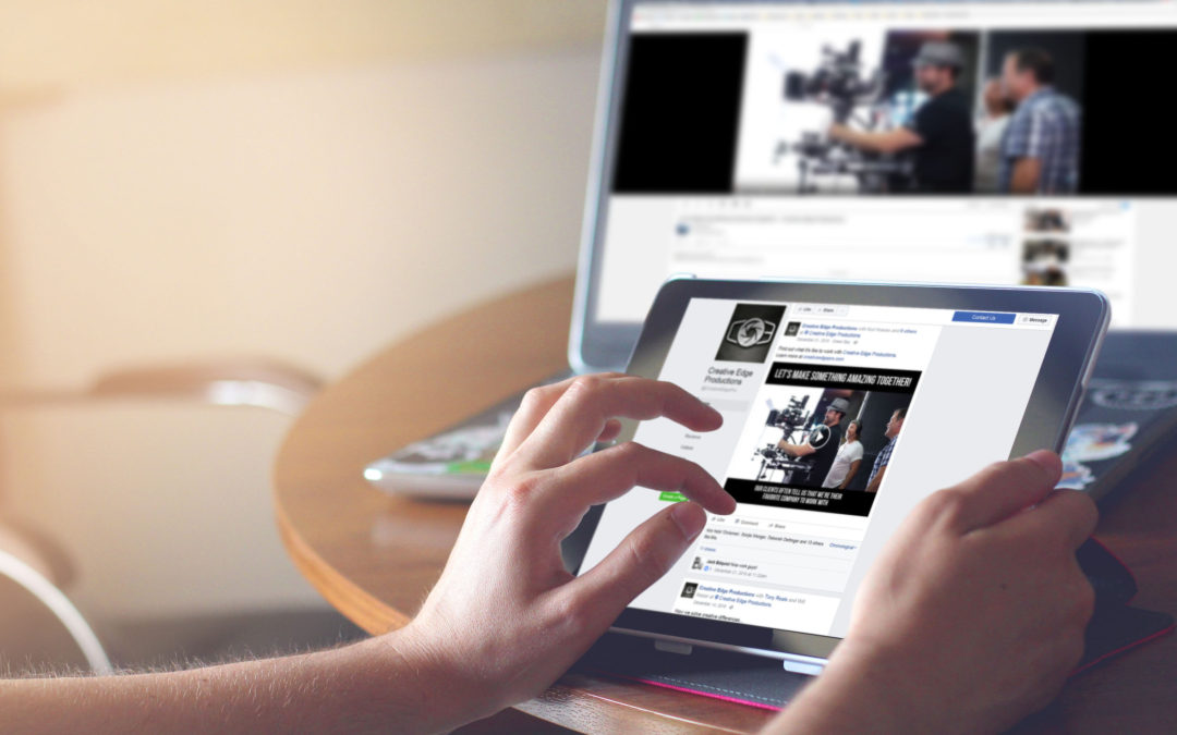 How to advertise on YouTube and Facebook with video commercials
