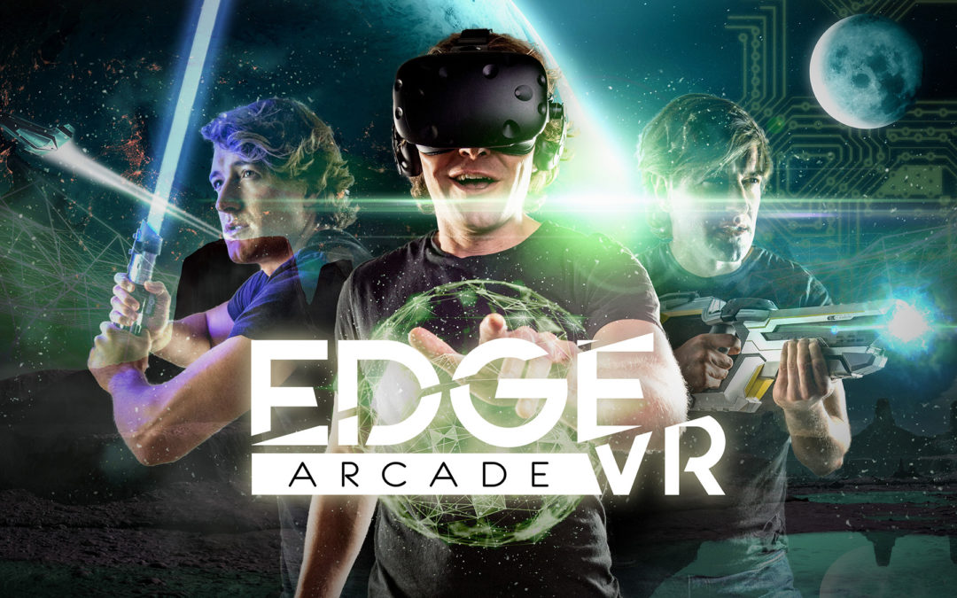 Creative Edge Productions Opens Virtual Reality Arcade in Green Bay Wisconsin