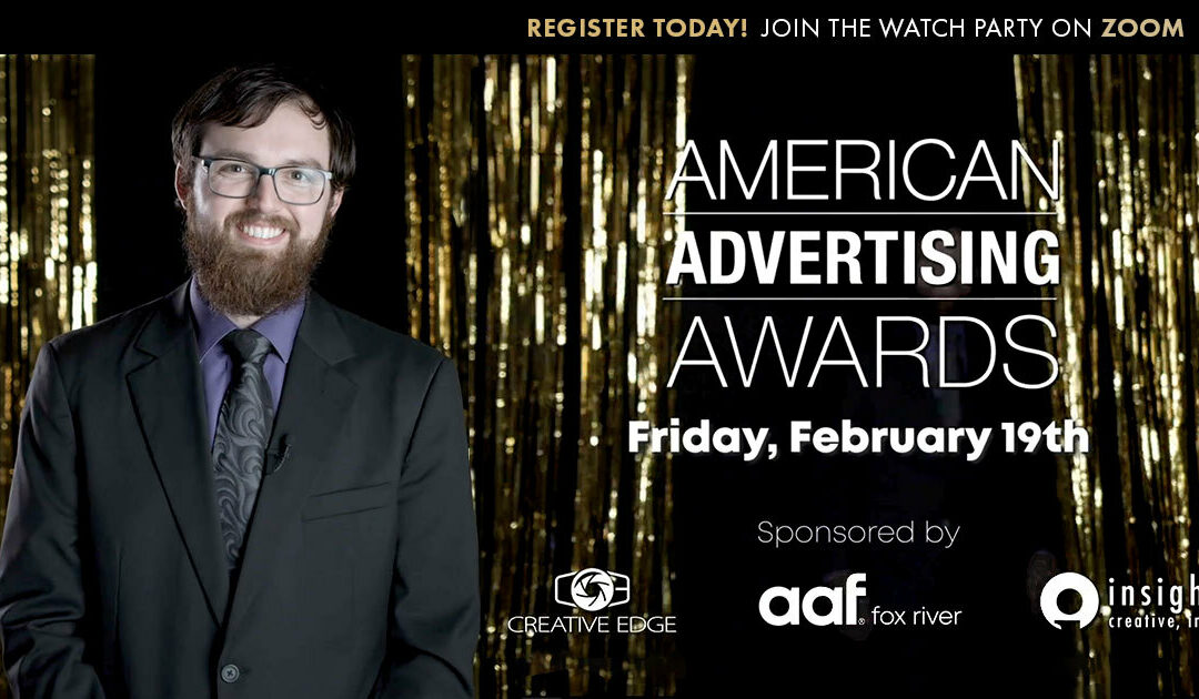 Creative Edge is producing this year's American Advertising Awards Show